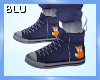 ! Fox Boy Shoes
