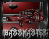 !BM!Silver VDay Loveseat