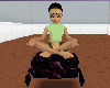 Witches Meditating Pillo