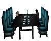 Nicolai dining table