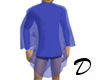 Poncho and Long Top Mesh