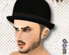 |dom| Bowler Hat Black