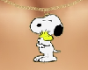 *TJ* Snoopy Pendant2 G