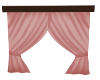 TT-Peach Curtains