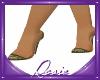 Fashion Olive Heels V2
