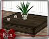 Rus: Xmas coffee table