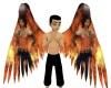 SM Dean Fire Wings