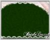 Fur rug green