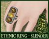SL- Ethnic Ring Brown V1