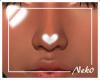 *NK* Nose Heart (W)