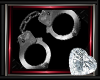 Handcuffs Decortation