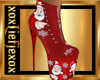[L] Christmas Boots F