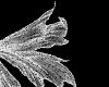 *T* Silver Fairy Wings