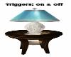 Fillory Trigger Lamp