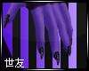 𝓢   PRIDE claws f