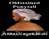 Oldstained Ponytail