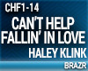 Haley - Can't Help Falli