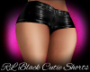 RL Black Cutie Shorts