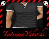 (Tatsuma)Grey Polo Shirt