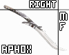 Nahkron Elf Sword RT