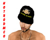 Black Dork Ears Cap