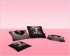 YOU & ME Pillows 4P