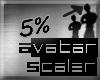 5% Avi Scaler