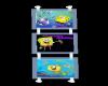 Sponge bob picture frame