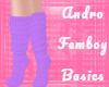 Femboy Socks - Purple