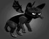 🖤 Bat Kitty Black