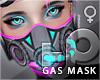 TP Cyberpunk Gas Mask