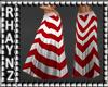 Long Summer Skirt *Red