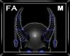 (FA)ChainHornsM Blue