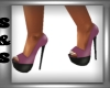 Mauve High Heels