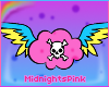 MP Winged Skull