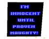 Innocent Naughty
