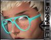 My Blue Glasses