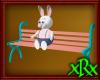 Bunny Bench
