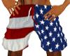 4th of July Swim Shorts