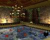 Romantic Grecian Bath