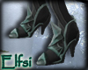 E~ Elven Armour boot Sea