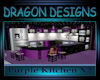 DD Purple Kitchen X2