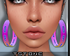 T. Thick Opacity Earring