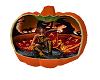 Cozy Pumpkin Chair