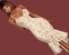 Tan Pasley Pretty Dress
