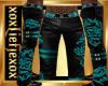 [L] DRAGON Pants M