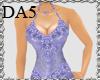 (A) Lush Lavender Gown