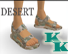 (KK)CAMO SANDALS DESERT