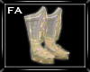 (FA)LightBoots Gold