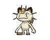 Animated Meowth